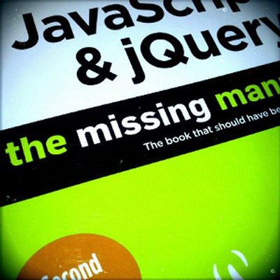 JavaScript and jQuery, the missing manual